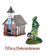 Tiffany Dekorationen