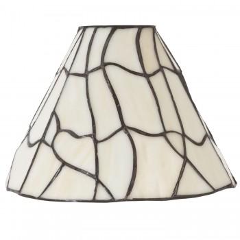 lampenschirm stehlampe glas. Black Bedroom Furniture Sets. Home Design Ideas