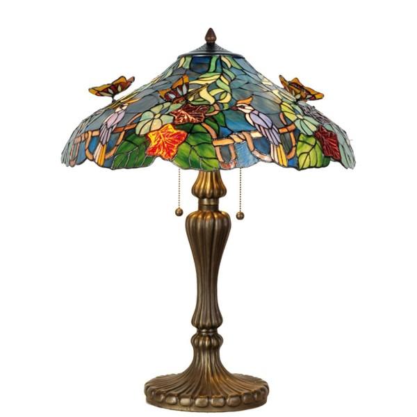 Tiffany Lampe Art Nouveau
